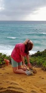 Donna Rao, Hawaii 2012